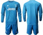 Cheap Juventus Blank Third Long Sleeves Soccer Club Jersey