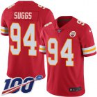 Cheap Nike Chiefs #57 Breeland Speaks Red Team Color Youth Stitched NFL Vapor Untouchable Limited Jersey
