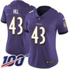 Cheap Nike Ravens #8 Lamar Jackson Olive/Gold Women's Stitched NFL Limited 2017 Salute to Service Jersey