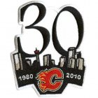 Cheap Stitched 2010 Calgary Flames 30th Anniversary Jersey Patch