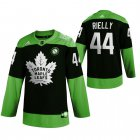 Cheap Toronto Maple Leafs #44 Morgan Rielly Men's Adidas Green Hockey Fight nCoV Limited NHL Jersey