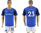 Cheap Everton #23 Coleman Home Soccer Club Jersey