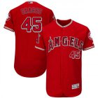 Cheap Los Angeles Angels of Anaheim Gold Collection Tri-Blend T-Shirt Black