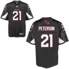 Cheap Cardinals #21 Patrick Peterson Black Stitched NFL Jersey