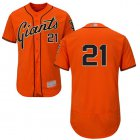 Cheap Giants #21 Stephen Vogt Orange Flexbase Authentic Collection Stitched MLB Jersey