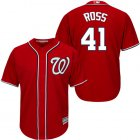 Cheap Nationals #41 Joe Ross Red New Cool Base Stitched MLB Jersey