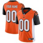Cheap Nike Cincinnati Bengals Customized Orange Alternate Stitched Vapor Untouchable Limited Men's NFL Jersey