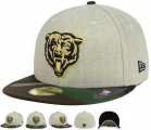 Cheap Chicago Bears fitted hats 05
