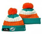 Cheap Miami Dolphins Beanies Hat