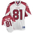 Cheap Cardinals #81 Anquan Boldin White Stitched Jersey