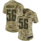 Cheap Nike Chargers #56 Kenneth Murray Jr Camo Women's Stitched NFL Limited 2018 Salute To Service Jersey