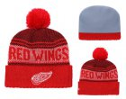 Cheap NHL DETROID RED WINGS Beanies