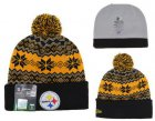 Cheap Pittsburgh Steelers Beanies YD006