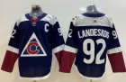 Cheap Adidas Avalanche #4 Tyson Barrie Black Authentic Classic Stitched NHL Jersey