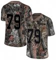 Cheap Nike Titans #79 Isaiah Wilson Camo Men's Stitched NFL Limited Rush Realtree Jersey