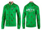 Cheap NFL New York Jets Victory Jacket Green_1
