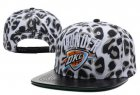 Cheap NBA Oklahoma City Thunder Snapback Ajustable Cap Hat XDF 008