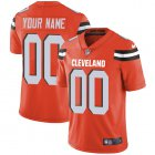 Cheap Nike Cleveland Browns Customized Orange Alternate Stitched Vapor Untouchable Limited Youth NFL Jersey