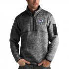 Cheap Colorado Avalanche Antigua Fortune Quarter-Zip Pullover Jacket Charcoal