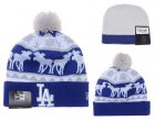 Cheap Los Angeles Dodgers Beanies YD001