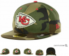 Cheap Kansas City Chiefs fitted hats 09