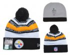 Cheap Pittsburgh Steelers Beanies YD008
