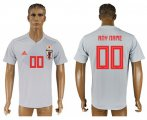 Cheap Japan Personalized Away Soccer Country Jersey