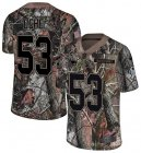 Cheap Nike Patriots #53 Josh Uche Camo Youth Stitched NFL Limited Rush Realtree Jersey