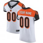 Cheap Nike Cincinnati Bengals Customized White Stitched Vapor Untouchable Elite Men's NFL Jersey