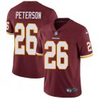 Cheap Nike Redskins #26 Adrian Peterson Burgundy Red Team Color Youth Stitched NFL Vapor Untouchable Limited Jersey