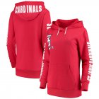 Cheap St. Louis Cardinals G-III 4Her by Carl Banks Women's 12th Inning Pullover Hoodie Red
