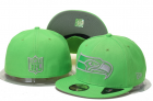 Cheap Seattle Seahawks fitted hats 16