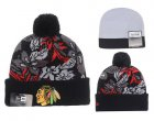 Cheap Chicago Blackhawks Beanies YD007