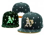 Cheap MLB Oakland Athletics Snapback Ajustable Cap Hat 3