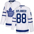 Cheap Adidas Maple Leafs #88 William Nylander White Road Authentic Stitched NHL Jersey