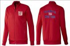 Cheap NFL New York Giants Heart Jacket Red