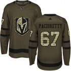 Cheap Adidas Golden Knights #67 Max Pacioretty Green Salute to Service Stitched Youth NHL Jersey