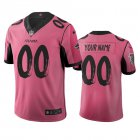 Cheap Atlanta Falcons Custom Pink Vapor Limited City Edition NFL Jersey