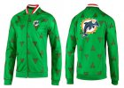 Cheap Baseball Arizona Diamondbacks Zip Jacket Green