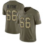 Cheap Nike Rams #66 Austin Blythe Olive/Camo Youth Stitched NFL Limited 2017 Salute To Service Jersey
