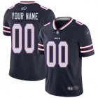 Cheap Nike Buffalo Bills Customized Navy Men's Stitched NFL Limited Inverted Legend Jersey