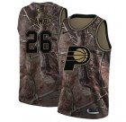 Cheap Nike Pacers #26 Jeremy Lamb Camo NBA Swingman Realtree Collection Jersey
