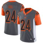 Cheap Nike Bengals #24 Vonn Bell Silver Youth Stitched NFL Limited Inverted Legend Jersey