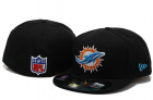 Cheap Miami Dolphins fitted hats 08