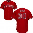 Cheap Angels #30 Nolan Ryan Red Cool Base Stitched Youth MLB Jersey