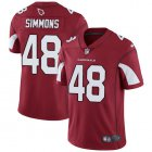 Cheap Nike Cardinals #48 Isaiah Simmons Red Team Color Youth Stitched NFL Vapor Untouchable Limited Jersey