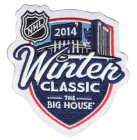 Cheap Stitched 2014 NHL Winter Classic Game Logo Jersey Patch (Detroit Red Wings vs Toronto Maple Leafs)