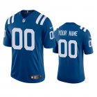 Cheap Indianapolis Colts Custom Men's Nike Royal 2020 Vapor Limited Jersey