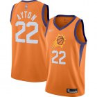 Cheap Suns #22 Deandre Ayton Orange Basketball Swingman Statement Edition 2019-2020 Jersey
