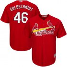 Cheap Cardinals #46 Paul Goldschmidt Red Cool Base Stitched Youth MLB Jersey